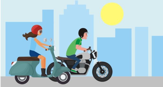 Asuransi Kendaraan Roda Dua